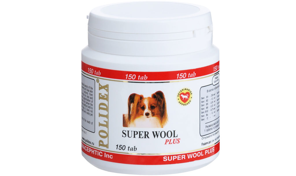 Polidex Super Wool