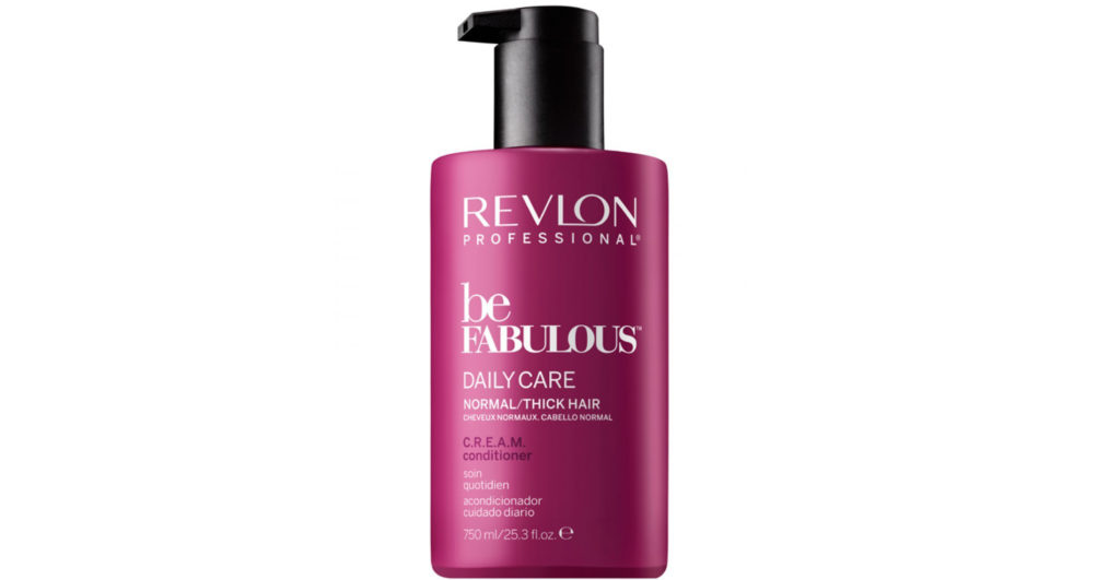 Revlon Professional Be Fabulous Daily Care Normal/Thick Hair C.R.E.A.M.