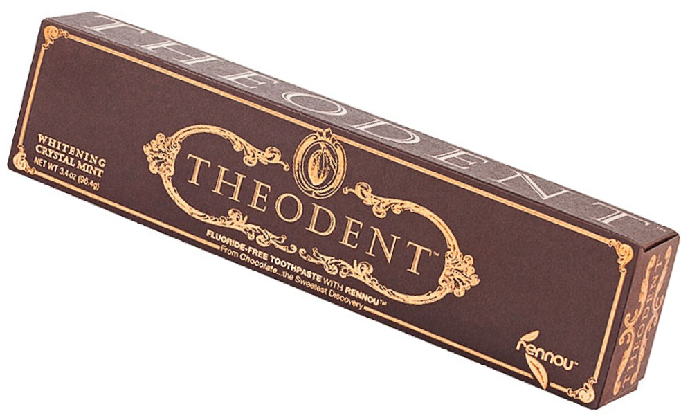 Theodent Classic Whitening Crystal Mint