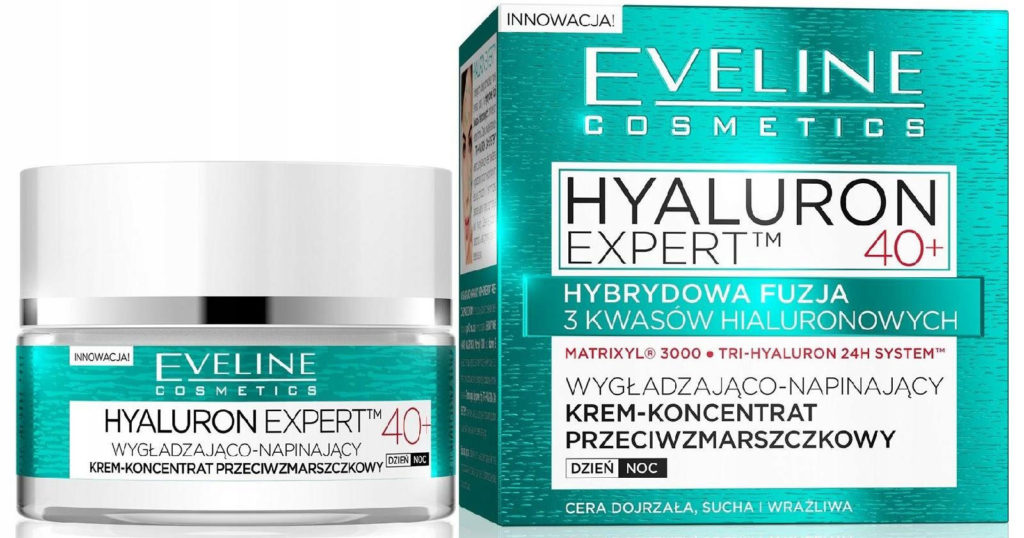 Крем Eveline Cosmetics New Hyaluron