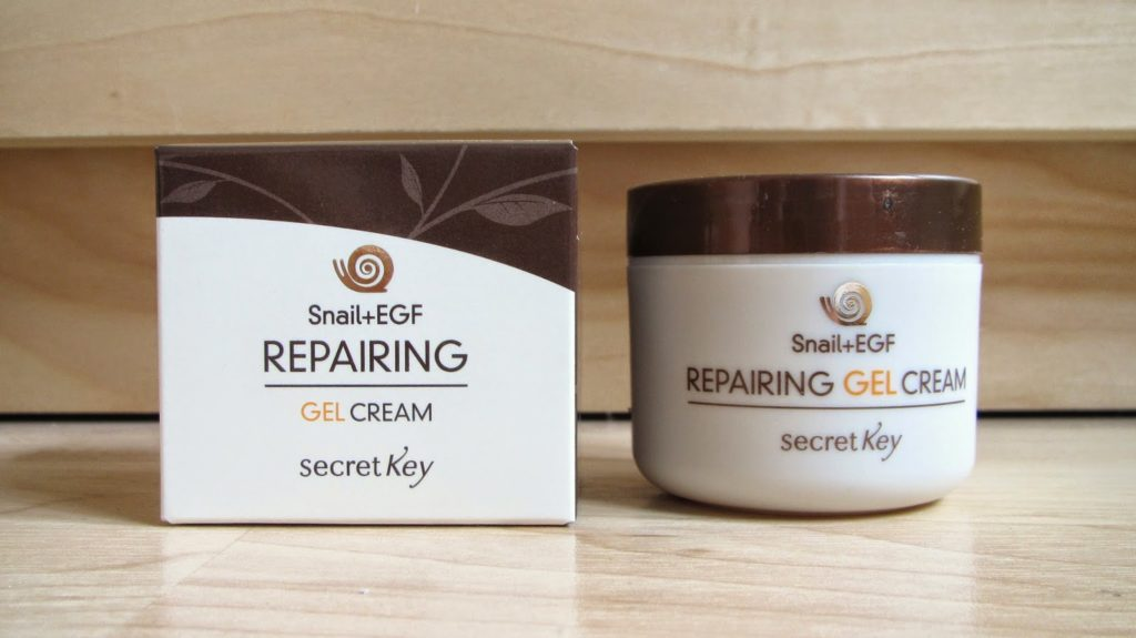 Крем Secret Key Snail Repairing