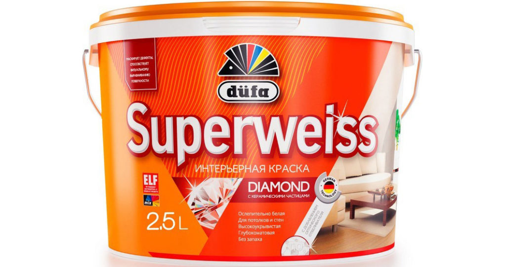 Dufa Superweiss матовая