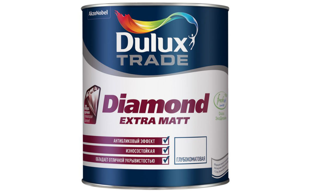 Dulux Diamond Extra Matt