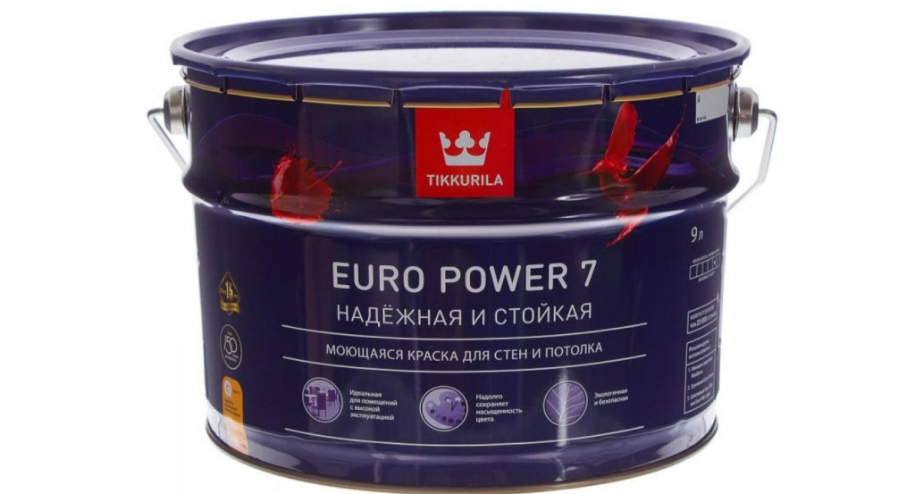 Tikkurila Euro Power 7