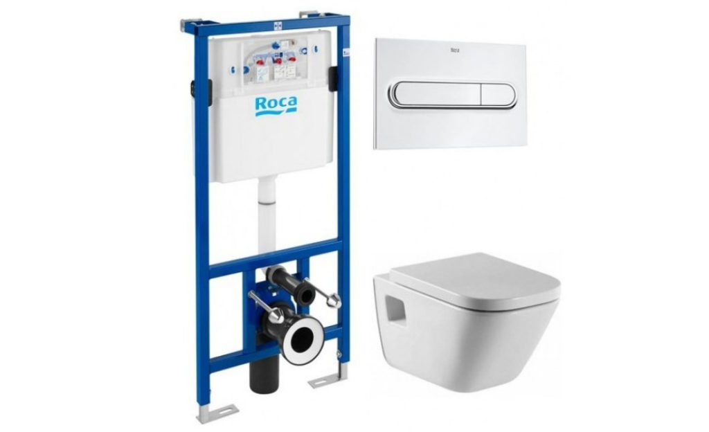 Roca In-Wall DUPLO WC 890090020