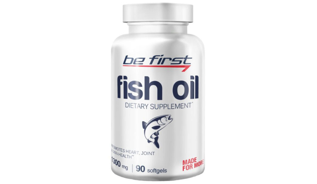 Be First Fish Oil