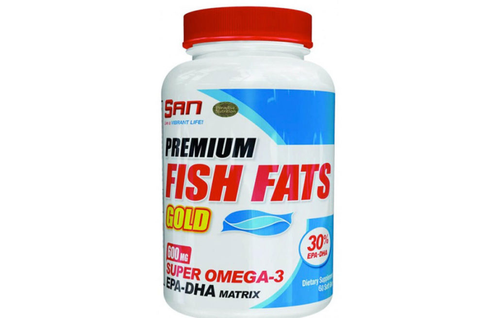 S.A.N. Fish Fats Gold
